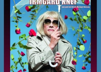 Irmgard Knef – Agentur Marion Wächter