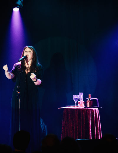 Christine Bovill in Edinburgh